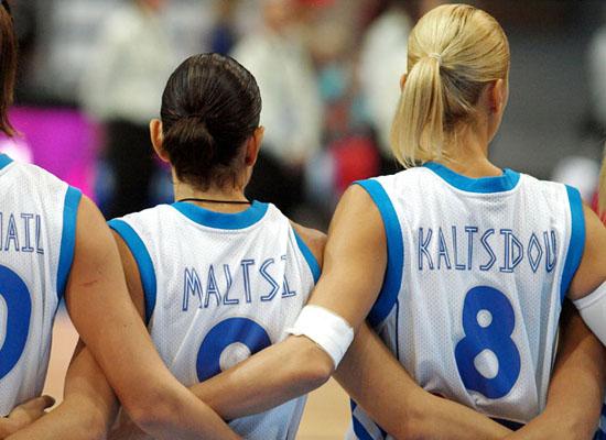Με Μάλτση και Καλτσίδου η ομάδα των All Time Stars!